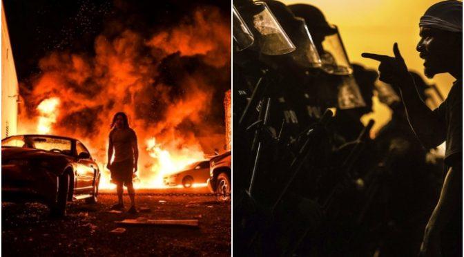 L'America brucia, poliziotti sgozzati dai neri: siete pronti alla guerra razziale?