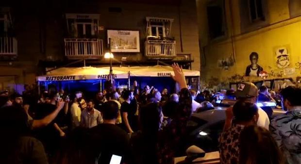 """Centri sociali assaltano poliziotti: """"Ora basta"""" – VIDEO"""