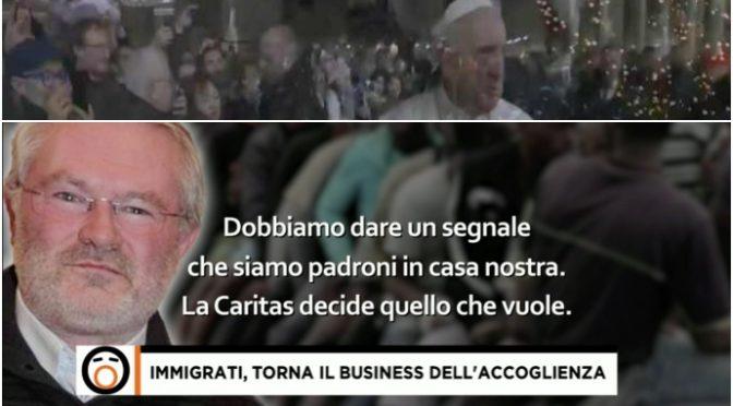Associazione a delinquere alla Caritas, i boss dell'accoglienza non parlano