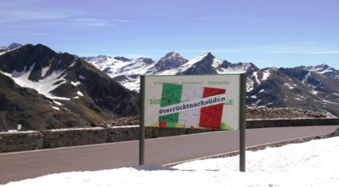 """Tedeschi spostano il confine italiano a sud: """"Siete un danno"""" – FOTO"""