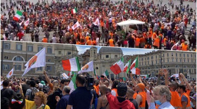 """Pappalardo: """"Conte ci ha reclusi per mesi, poi evoca Marcia su Roma"""""""