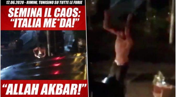 "Immigrati armati di spranga assaltano ambulanza: ""Italia m*rda"" ""Allah Akbar""."