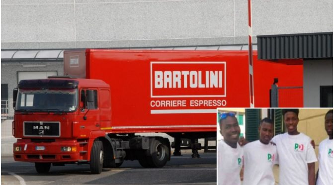 Bologna, Bartolini Tnt: 201 contagiati, quasi 1 lavoratore su 3 testati