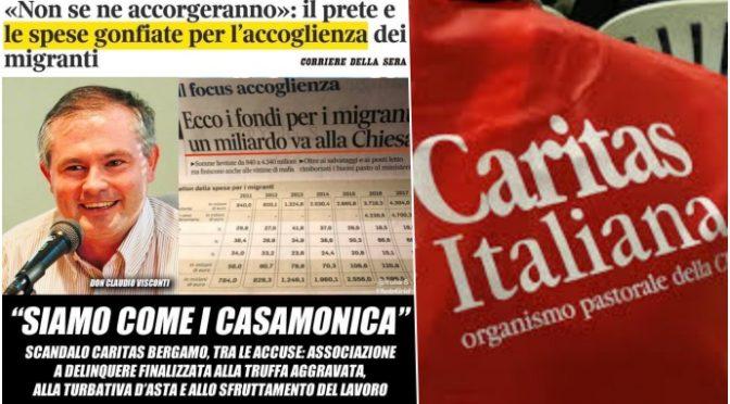 Clandestino che ha ucciso il prete dove essere espulso: rimasto in Italia grazie alla Caritas