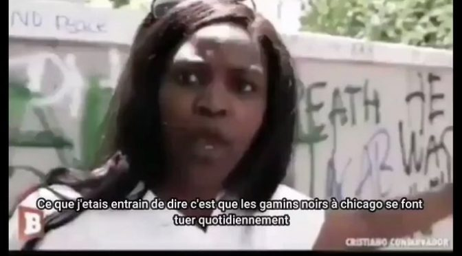 """Nera contro radical chic: """"Sono i teppisti neri che uccidono altri neri"""" – VIDEO"""