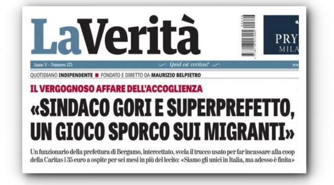 """Prefetto intercettato incastra sindaco Gori e l'uomo di Soros:""""Così rubiamo coi migranti"""""""