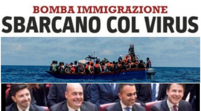 Immigrati riportano il coronavirus dal Bangladesh a Roma – VIDEO
