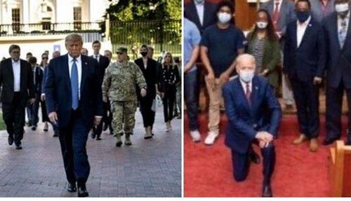 Biden giura da Presidente Usa protetto da 25mila uomini armati e barricate