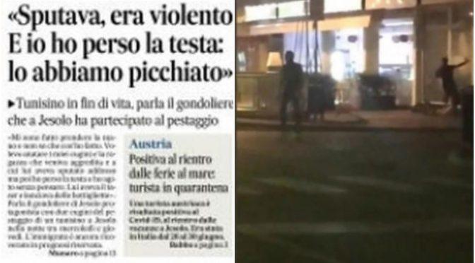 Milano non è Jesolo: marocchino sfregia la barista e sfascia vetrina