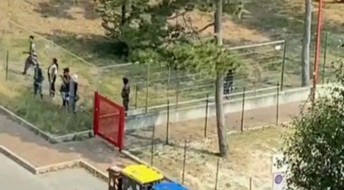 Jesolo, nuove fughe di immigrati dalla quarantena – VIDEO