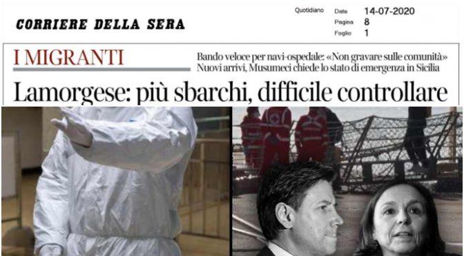 Coronavirus, Sicilia socchiude i porti: quarantena obbligatoria sulle navi per i clandestini
