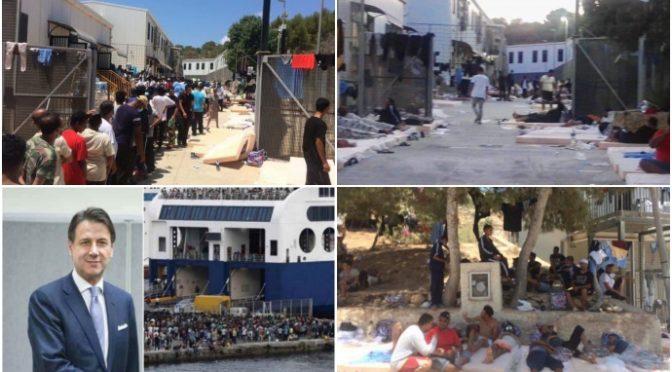 """Lampedusa, poliziotti smentiscono governo: """"Nessuno controlla chi sbarca"""""""