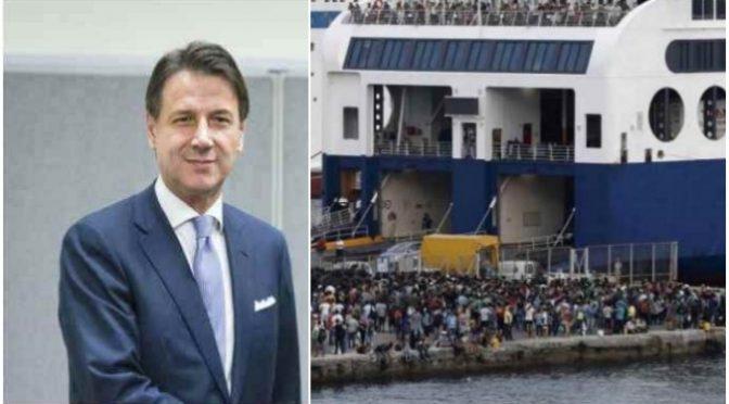 Covid: marittimo positivo su traghetto per Lampedusa