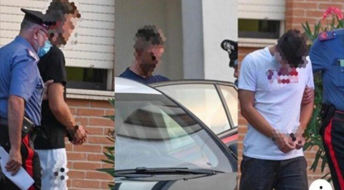 Filippo schiacciato con l'auto, arrestati tre ALBANESI: passati sopra più volte