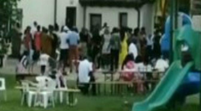 Le discoteche degli immigrati rimangono aperte – VIDEO