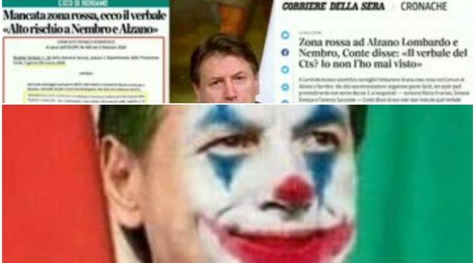 """Conte ha mentito al Parlamento, video lo incastra: """"Sempre seguito indicazioni CTS"""" – VIDEO"""