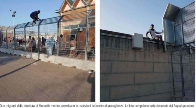 Assalto islamici in Sardegna: sbarcano e poi fuggono dai centri – VIDEO