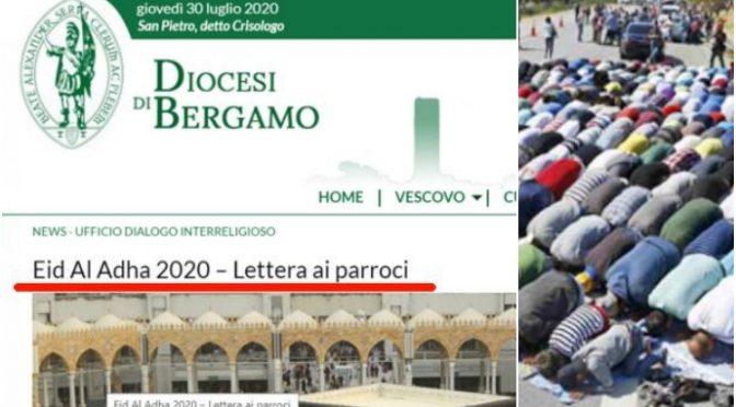 Chiesa di Bergoglio invita i cristiani a partecipare alla festa islamica dello Sgozzamento