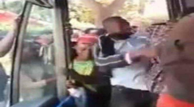 IMMIGRATI ASSALTANO BUS A VENTIMIGLIA: E' CAOS CONTAGIO – VIDEO
