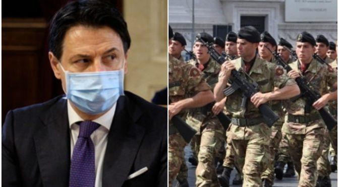 """Generale va a denunciare Conte dai PM: """"Potevi evitare 10mila morti coronavirus"""""""