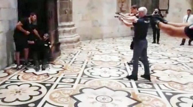 Voleva sgozzare un italiano: non è un terrorista, è un immigrato normale