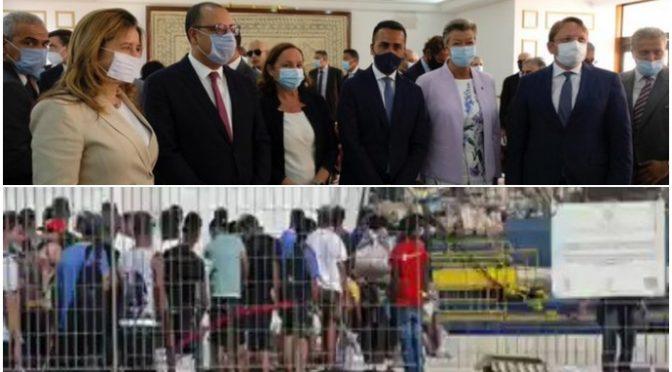Lamorgese, criminale: soldi alla Tunisia in cambio di terroristi islamici