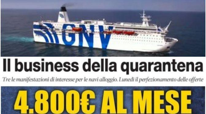 GOVERNO AGENTE VIAGGIO DELL'INVASIONE: NAVI PIENE, MIGRANTI TRASFERITI IN BUS