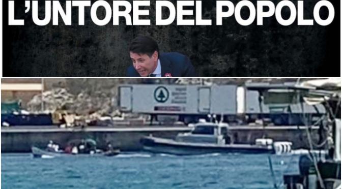 Tendopoli e flotta di navi: così il governo vuole diffondere immigrati in tutta Italia