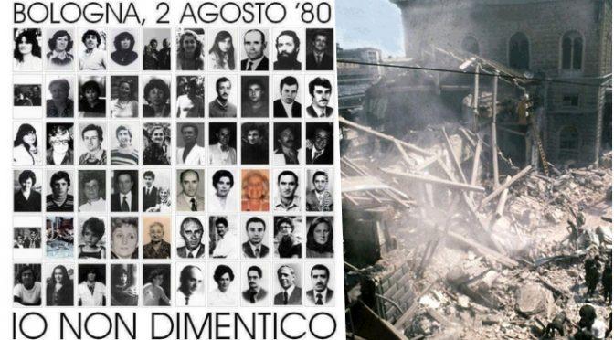 Attentato di Bologna: 40 anni fa la prima strage islamica in Italia