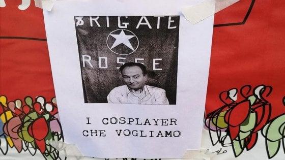 Cirio come Moro ostaggio Br: centri sociali minacciano di morte governatore Piemonte