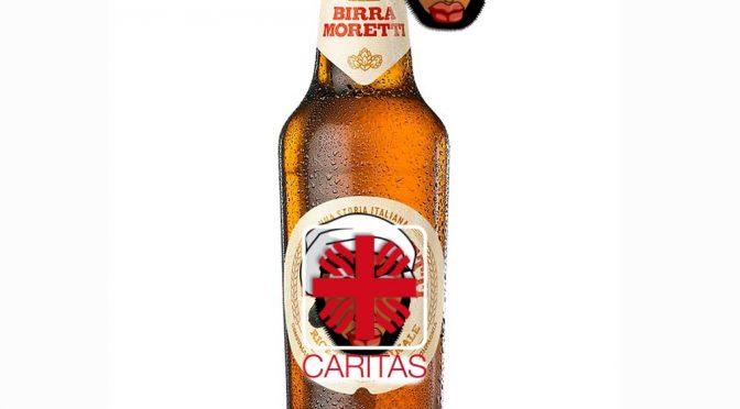 Caritas, la birra con la cresta del 5%: scandalo Becciu si allarga