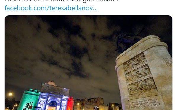 Bellanova e la Breccia di Porta Pia: braccia rubate all'agricoltura