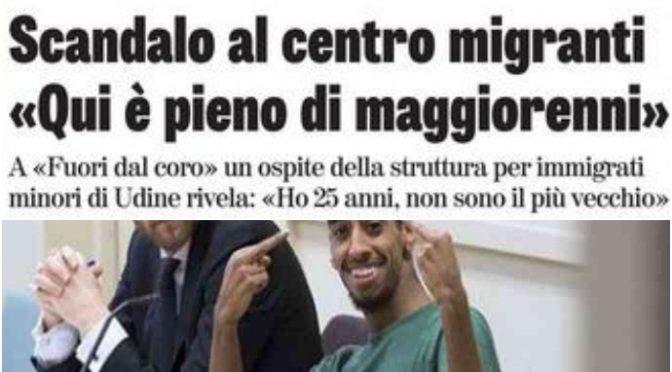 """Viminale ordina agli italiani: """"Dovete mantenere i figli degli immigrati"""""""