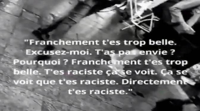 """Ragazzina pedinata da uno di loro: """"Se non me la dai sei razzista"""" – VIDEO"""