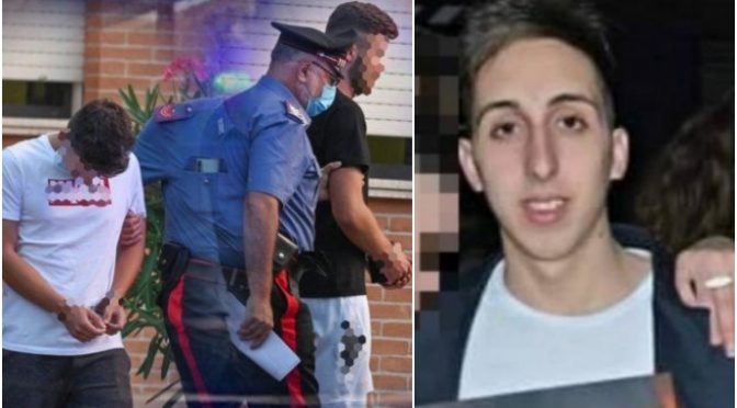 Willy, tre arrestati restano in carcere: gli assassini albanesi di Filippo liberi