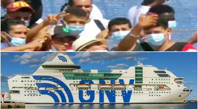 Colleghi del terrorista di Nizza in rivolta su nave da crociera
