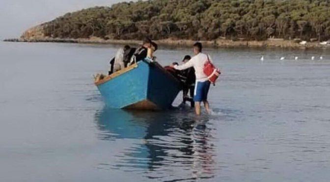 Espulsi da Salvini ri-sbarcano: non sanno nemmeno come è arrivato a Lampedusa
