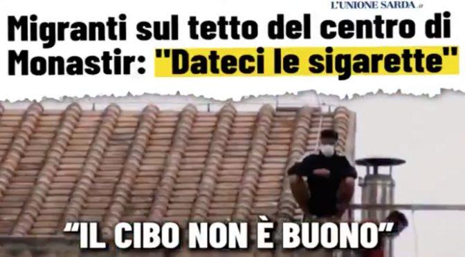 Assalto islamico alla Sardegna: SBARCANO E ASSALTANO NEGOZI, MOLESTANO LE DONNE – VIDEO