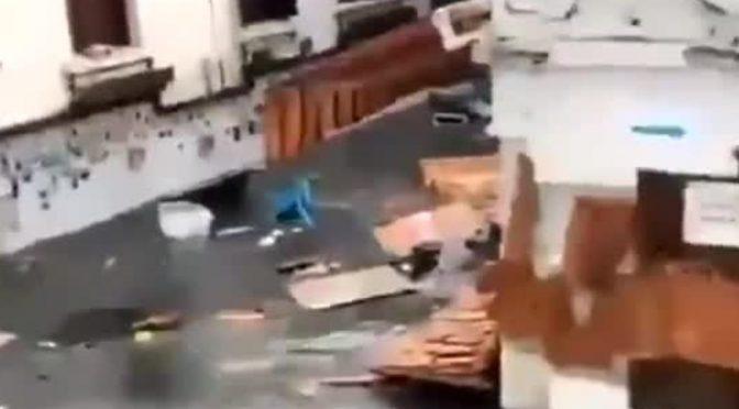 Potente terremoto nel Mare Egeo: tsunami e crolli tra Grecia e Turchia  – VIDEO