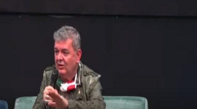 """""""Dico negro e frocio quanto voglio"""": la lezione del vicepresidente dalla Calabria – VIDEO"""