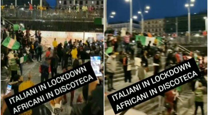Chiudono i locali ma rimangono aperte le discoteche nigeriane – VIDEO