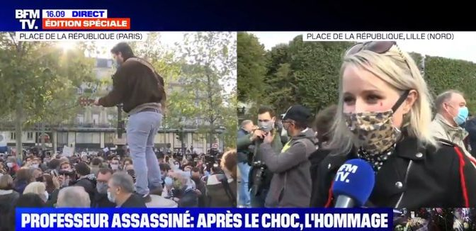"""Prof decapitato, consigli islamici alle colleghe: """"Non indossate la gonna"""" – VIDEO"""