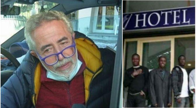 Milano, italiano vive nella sua auto da 5 anni – VIDEO