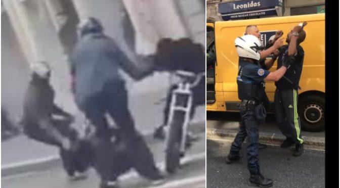 Prof decapitato, islamici assaltano manifestazioni in memoria – VIDEO