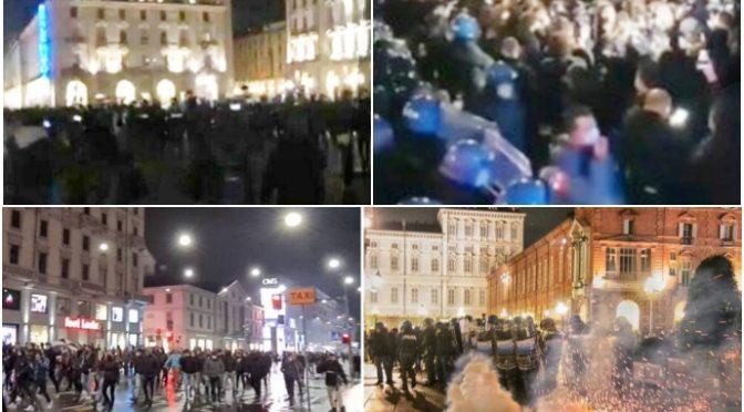 La rivolta non si ferma: l'Italia in piazza contro il governo, Conte deve dimettersi – VIDEO
