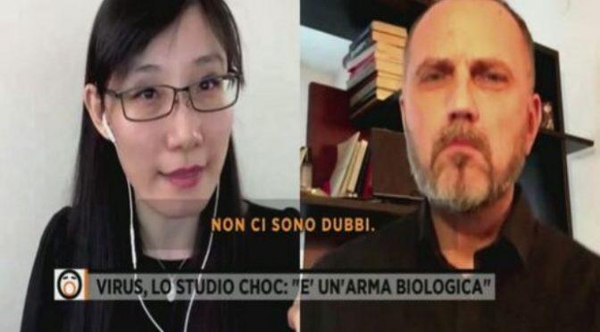 Meluzzi: il complotto del virus cinese contro l'Europa