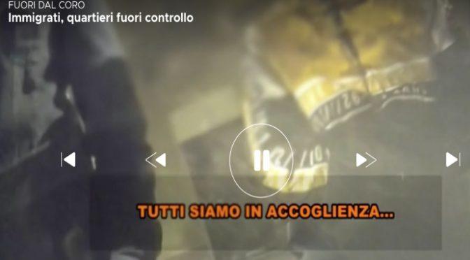 """Migranti: """"Italiani ci mantengono in hotel e noi spacciamo"""" – VIDEO"""