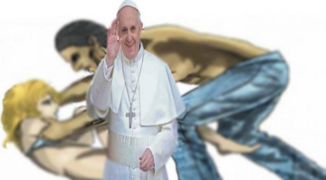 Bergoglio è il Papa 'nero': condividere le proprietà non è comunismo, è cristianesimo