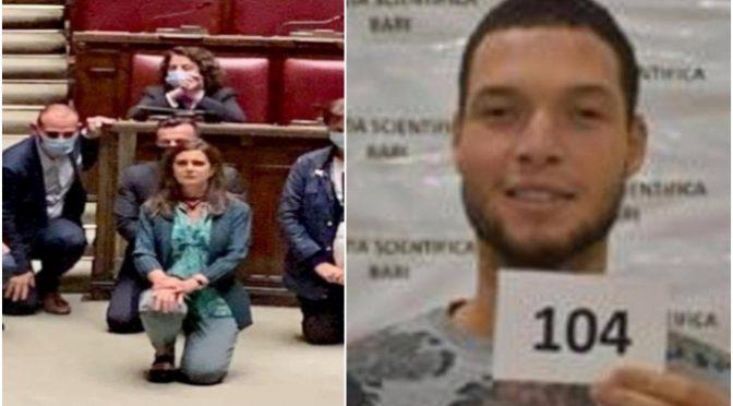 Tunisino prende a calci carabinieri: 'lasciatemi rubare in pace'