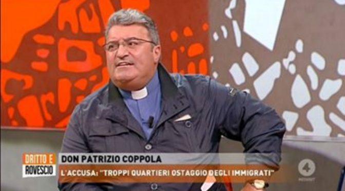 """Parroco contro Governo: """"Italia è diventata il rifugio dei clandestini"""" – VIDEO"""